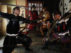 憧れの戦国武将に変身!渋谷の「サムライアーマーフォトスタジオ」