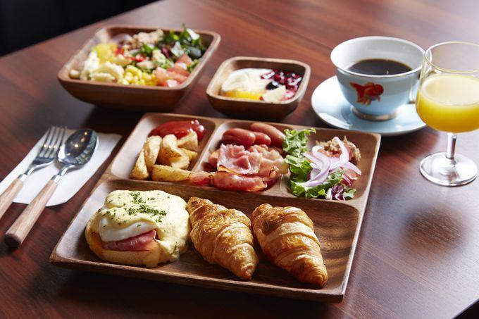 絶対食べたくなる!豪華すぎる朝食