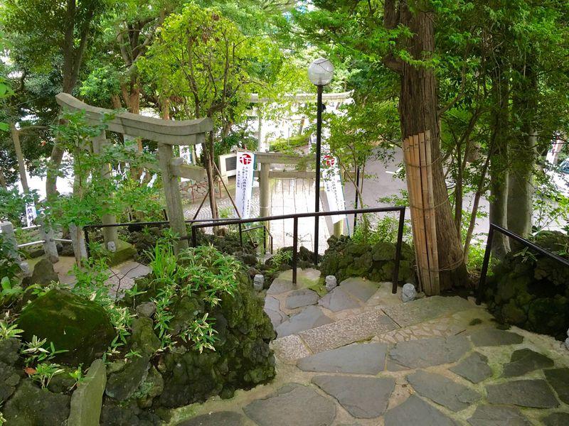 シン・ゴジラ聖地巡礼!タバ作戦の舞台となった「多摩川浅間神社」