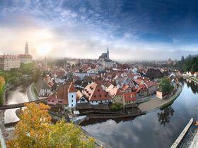 チェコで圧倒的な人気!「チェスキー・クルムロフ」のおすすめスポット
