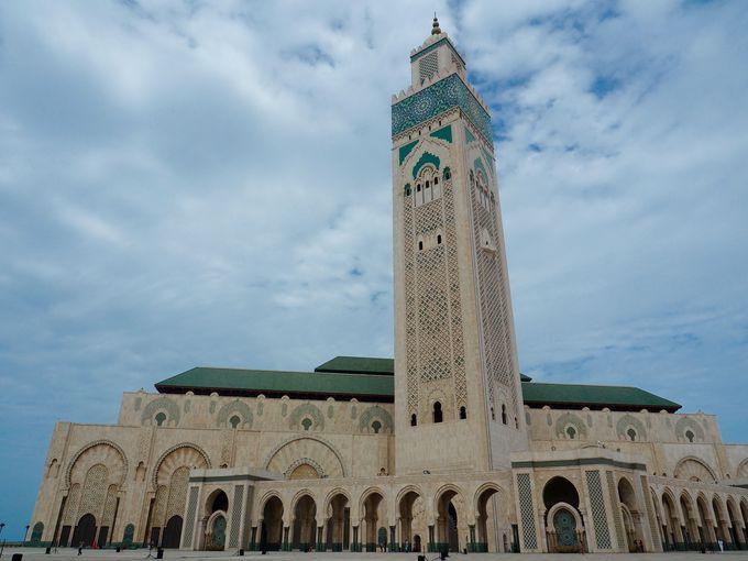 8.ハッサン2世モスク