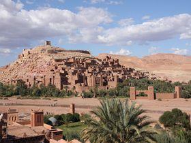 有名映画やラルクPVのロケ地!モロッコの世界遺産「アイト・ベン・ハドゥ」