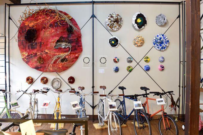 レンタサイクルなら「tokyobike gallery 谷中」