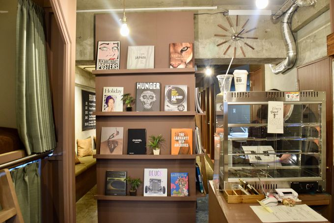10.BookTeaBed GINZA