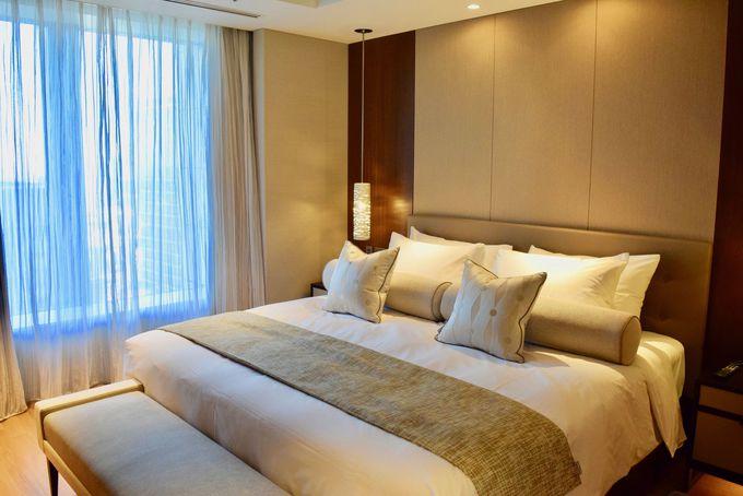 皇居方面を見渡せる「1ベッドルームプレミア」