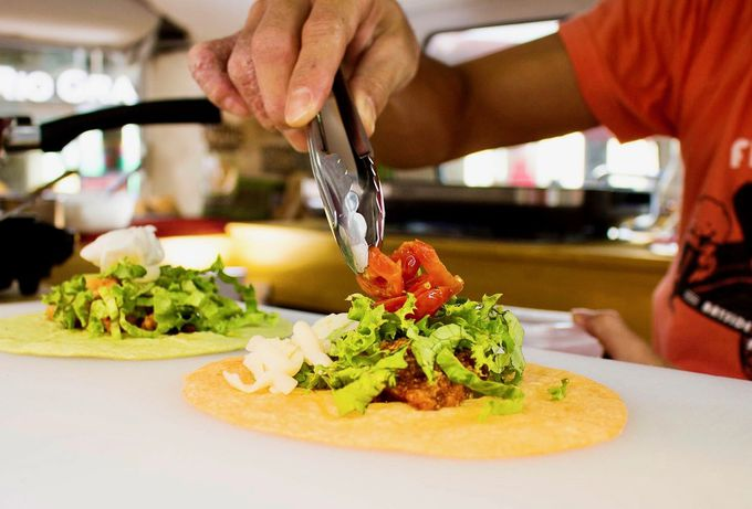 キューバやメキシコなどの珍しい料理が盛りだくさん!