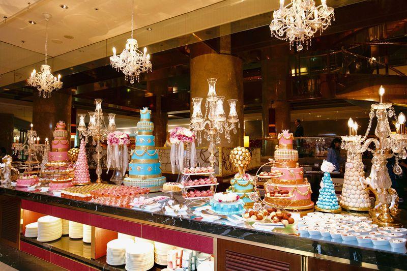 お菓子もパンもお食べなさい!ヒルトン東京「マリー・アントワネットの結婚」