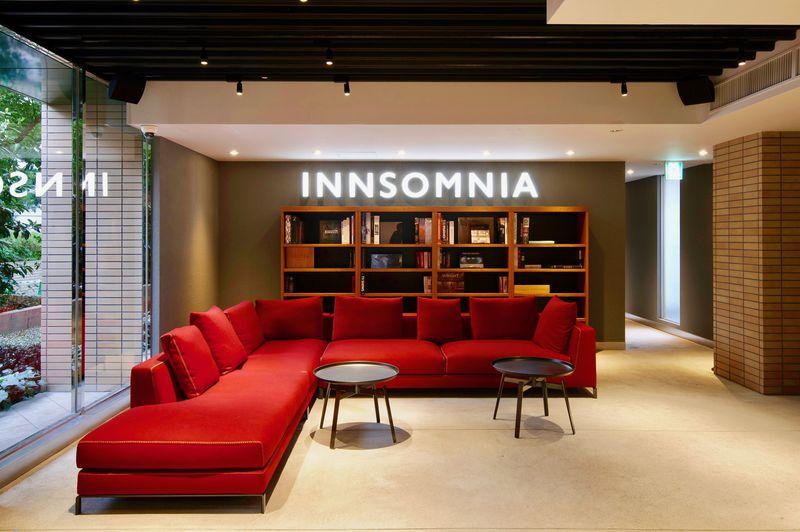 24時間眠らないためのホテル!?東京・赤坂「インソムニア」