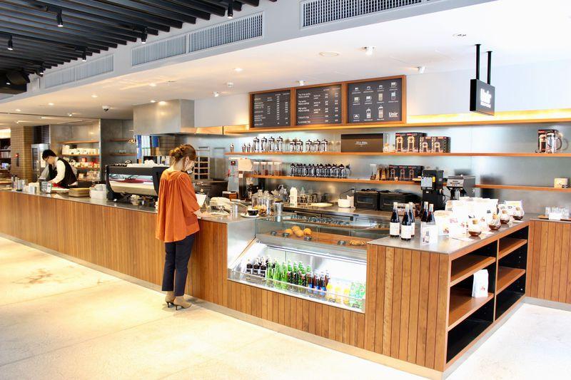 京都の名店によるパンとコーヒーで優雅な朝食を