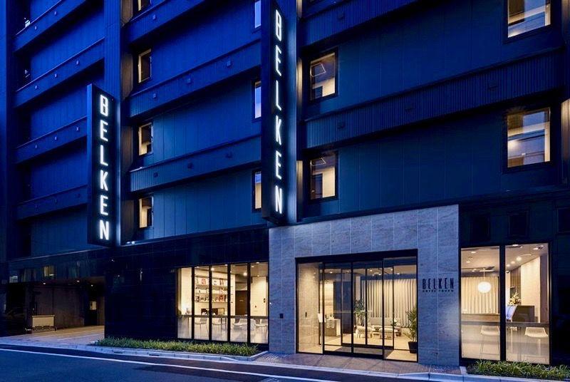 アクセスが良い日本橋のデザイナーズホテル