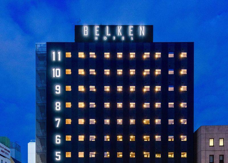 見た目だけでなく寝心地も最高!日本橋「ベルケンホテル東京」