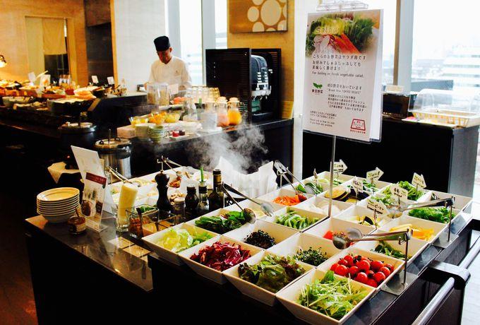 素敵な一日は朝ごはんから!朝食が美味しい東京の宿