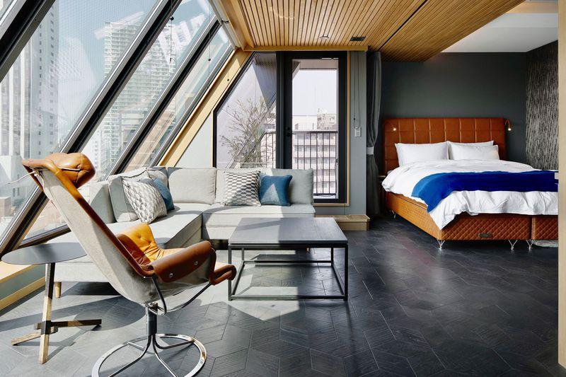 浅草ステイをもっと刺激的に!「WIRED HOTEL ASAKUSA」   東京都   トラベルjp 旅行ガイド