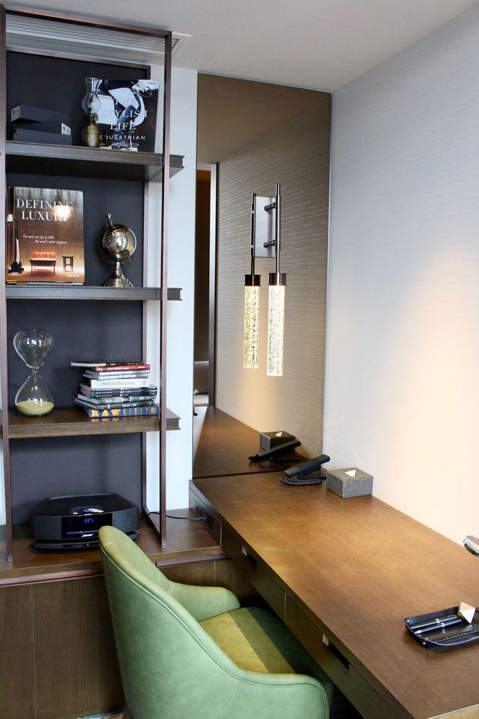 個性的な書斎エリアも設置!「セレスティンデラックス」
