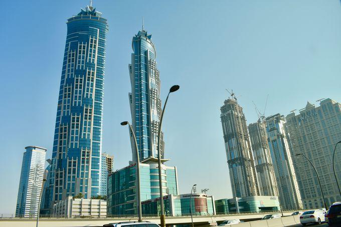 ホテル専用のタワーとしては世界一の高さ!