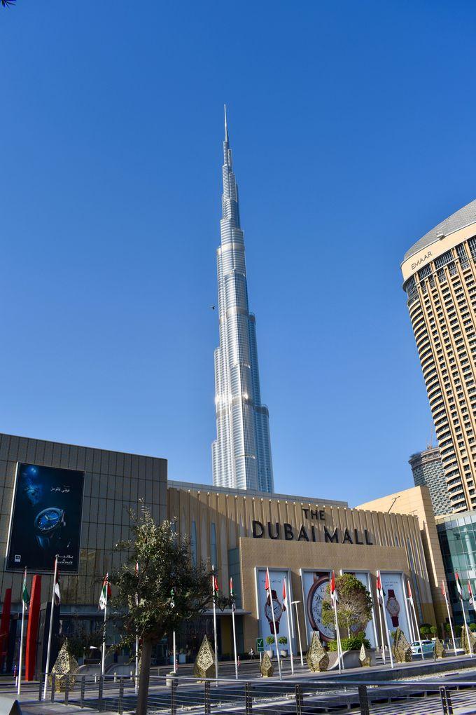 ギネスにも登録された世界一高い高層ビル!