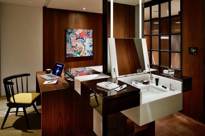 デラックスからスイートまで魅力的な客室!