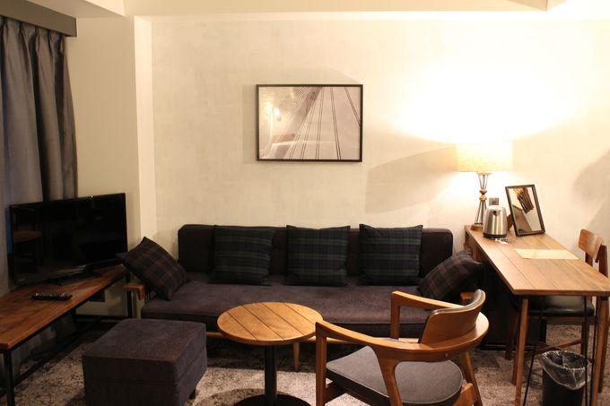 新しい客室に注目!「ファミリーツインルーム」