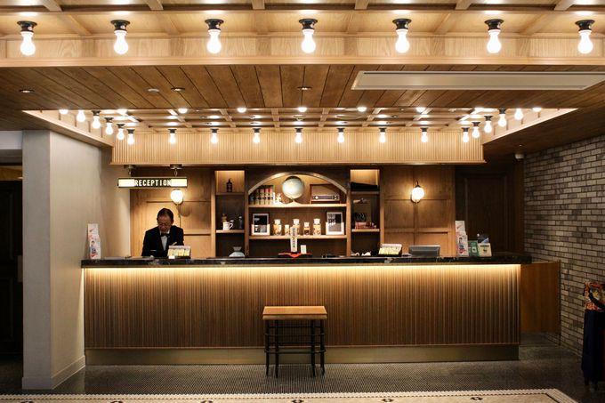 横浜の老舗ホテルがスタイリッシュな外観に!
