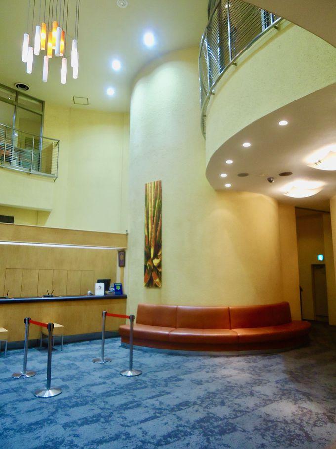 1970年代に建てられた歴史あるビジネスホテル
