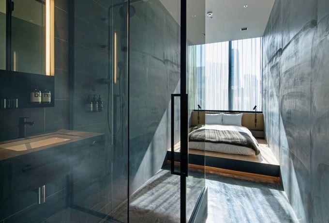 茶室をコンセプトにしたホテル!3階「hotel koe」