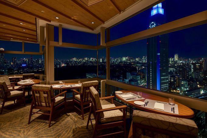 【1日目:夕食】新宿「サザンタワーダイニング」でホテルディナー