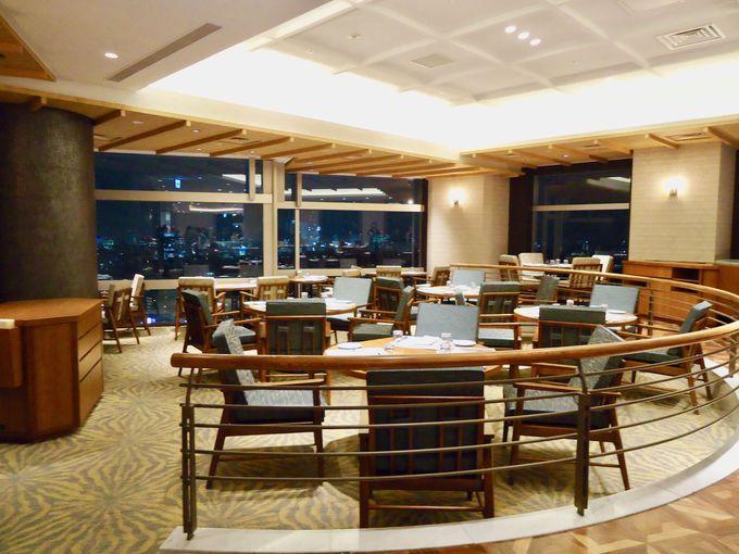 新宿の夜景を一望できるレストランで特別な日を