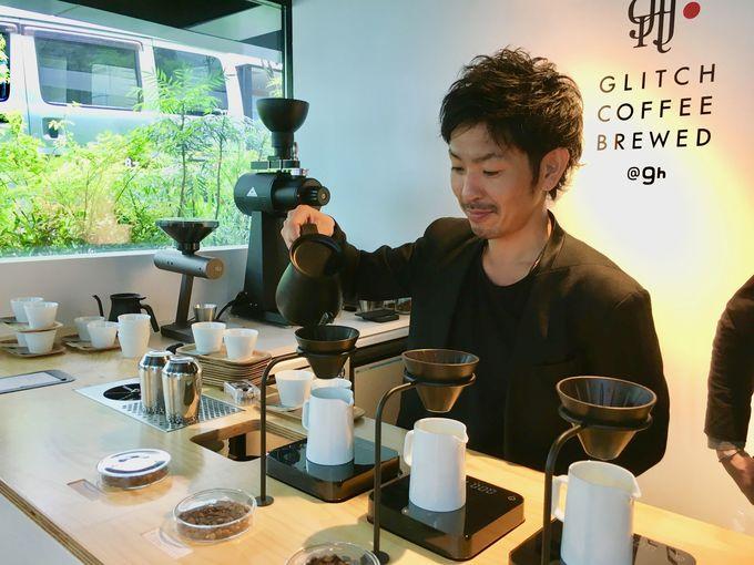 ハンドドリップ専門のコーヒースタンドを設置!