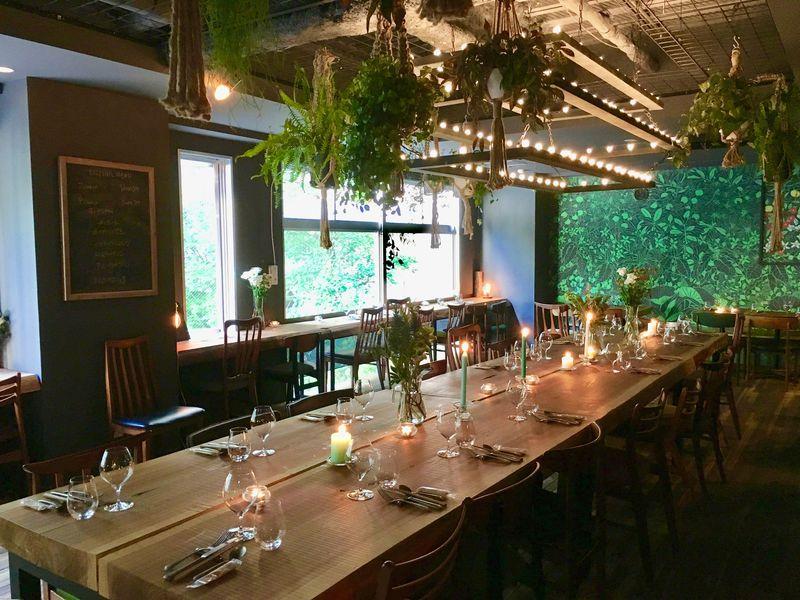 徳島の食材を五感で楽しむレストラン!渋谷「ターンテーブル」
