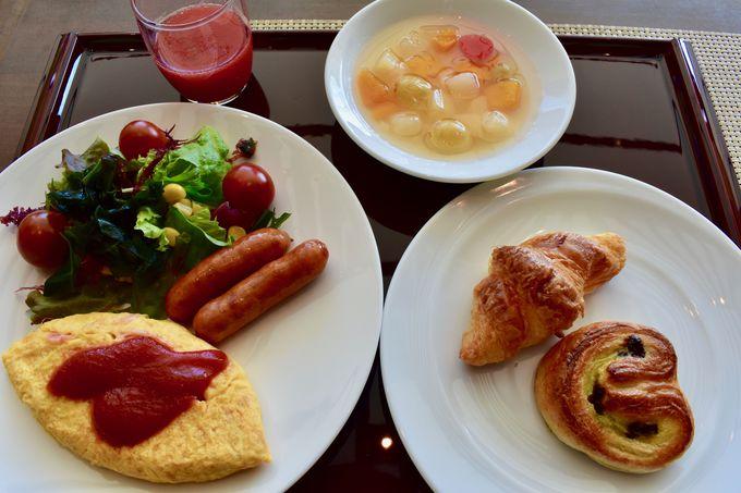早起きして富士山、朝ヨガ、朝食ブッフェを満喫!