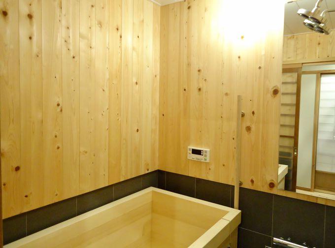 2階建ての土蔵が快適な客室に!「YATA棟102」