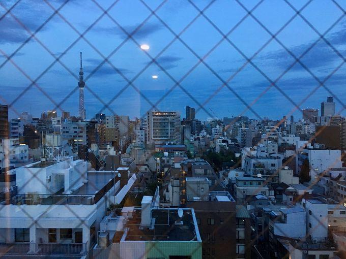 東京スカイツリーが見える!「デラックスツインルーム」