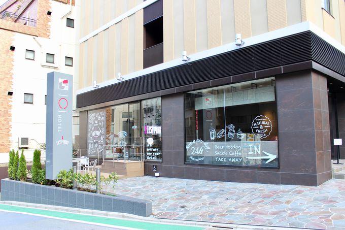 「イチホテル」の2軒目は赤坂にオープン!