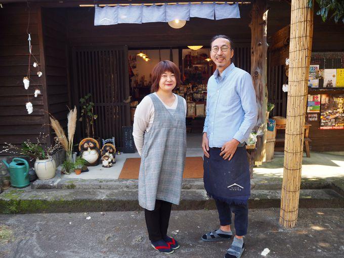 霧島のお茶とよかもんを揃えた「きりん商店」