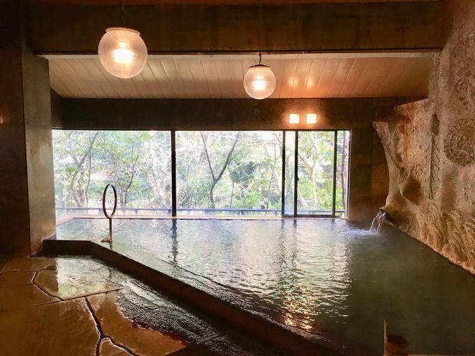 7本の源泉を活かした趣きのある露天風呂!