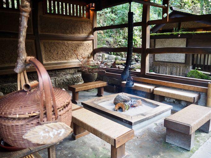 日本の原風景を感じさせる個性的な宿!