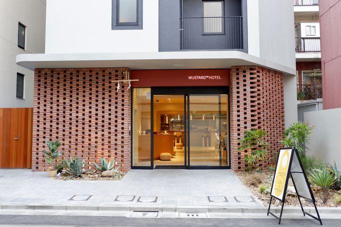 浅草に新しいマスタードホテルがオープン!