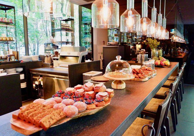 「アマン東京」平日限定の朝食とは?