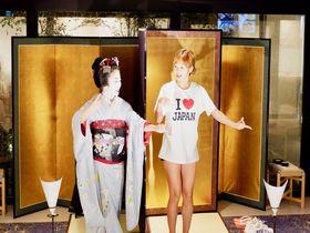 舞妓さんと遊べる体験も!「ホテルインターゲート京都 四条新町」