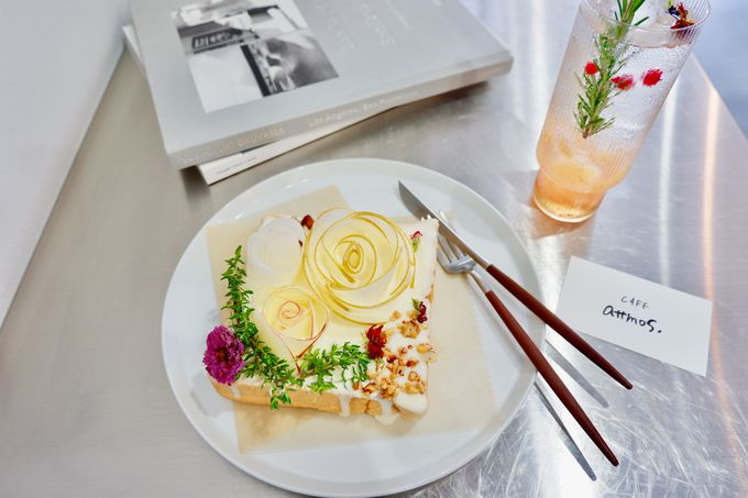 10.CAFE attmos,(カフェ アトモス)/京都市