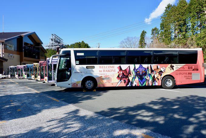 エヴァと箱根の魅力を楽しむ大規模コラボ!