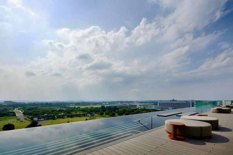 都心から30分で行ける非日常のリゾート!東京・立川「ソラノホテル」