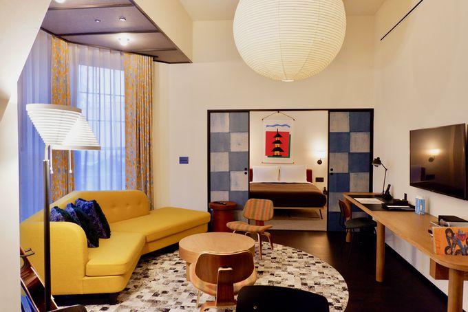 旧棟から新棟まで様々なタイプの客室が!