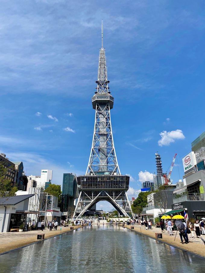 名古屋テレビ塔の中にホテルがオープン!