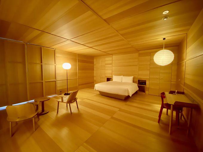 世界のクリエイターが手がけた特別な客室!
