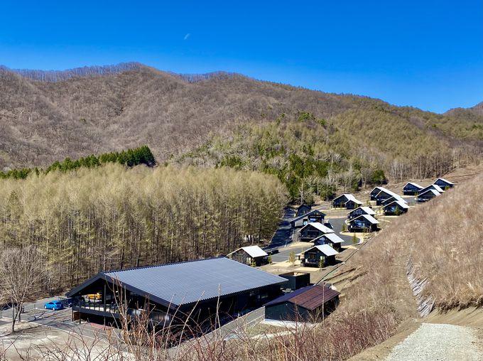 北軽井沢の自然に囲まれたヴィラリゾート!