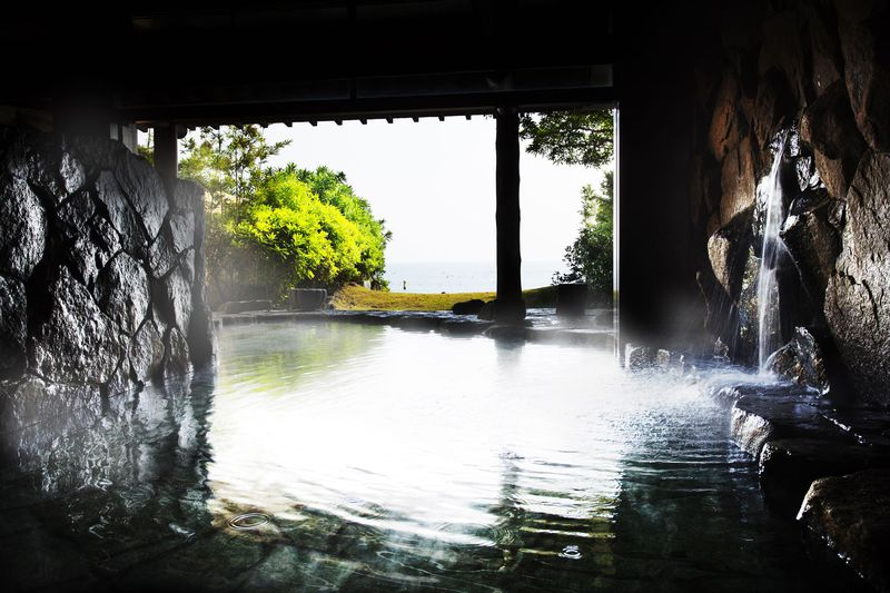 美人の湯!「鳴門温泉」にゆっくり浸かってきれいになる