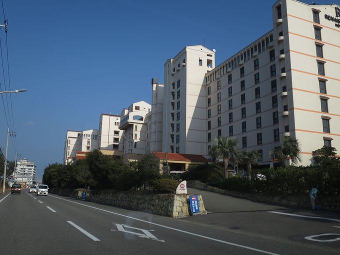 四国唯一の外資系高級リゾートホテル