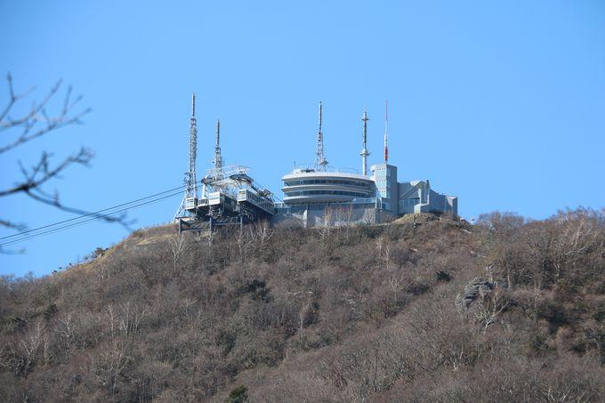 函館山は東京タワーとほぼ同じ高さって知ってました?
