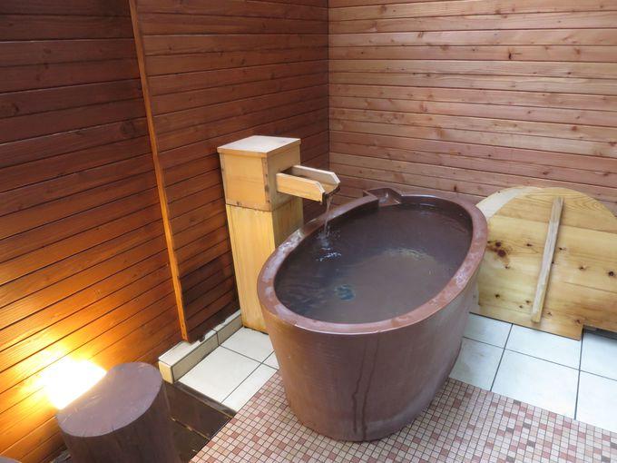 軽井沢のプリンスホテルには温泉があります!